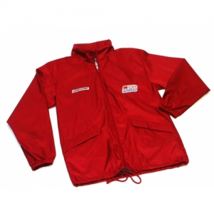 """SH"" ANORAK RED"