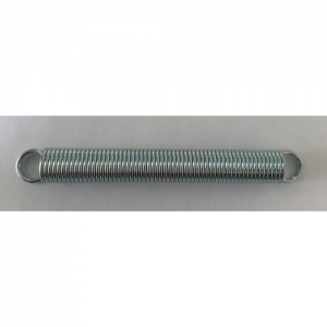 SPRING EXHAUST SUPPORT LONG, 115X90X1.5MM