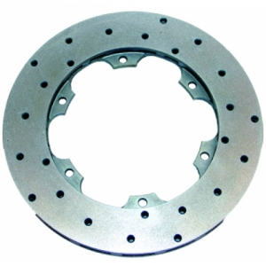 BRAKE DISC CAST IRON VENTILATED, 13X208MM (6-HOLES)