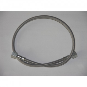 BRAKE LINE 400MM (KZ, MASTER CYLINDER FORWARD TO T-PART, MINI 1010)