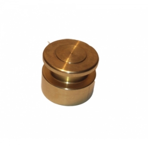 "BRAKE PISTON HYDR. ""HIGHTECH-EVO 2006"", 32X26MM BRASS"