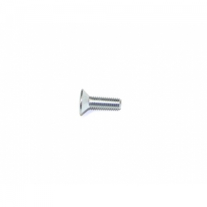 SEAT SCREW (OVAL COUNTERSUNK HEAD) M8X25 SILVER