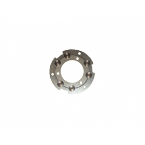 "ADAPTER  BRAKE DISK/SUPPORT ""KZ"" FRONT, FLOATING"