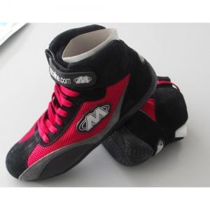 "KART SHOES ""MIR MK20"" RED/BLACK, SIZE 44 AND SIZE 46"