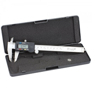 TOOLCRAFT SLIDING CALIPER WITH DIGITAL DISPLAY