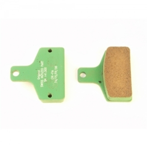 "SET (2 PCS) BRAKE LINING ""HIGHTECH"" ALU FOR SH 150.500"
