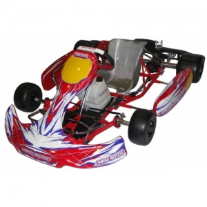 KART SWISS II, WITHOUT TYRES