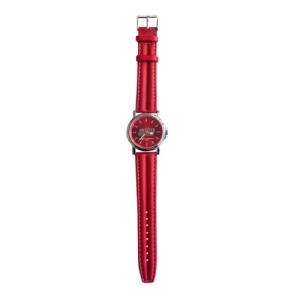 MONTRE SWISS HUTLESS, ROUGE