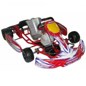 KART SWISS I EVO, WITHOUT TYRES