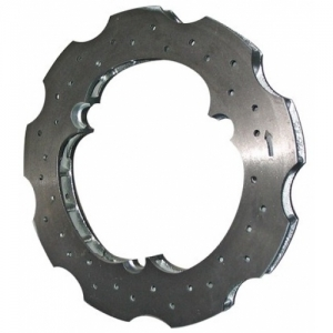 "VENTILATED REAR BRAKE DISC ""ITAKA"""