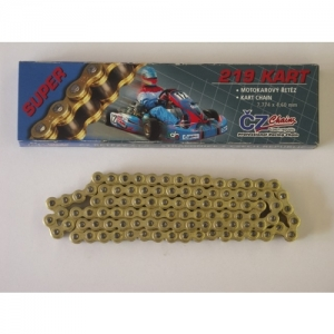 "CHAIN ""CZ"" 219 RACING, L=104"