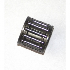 CAGE PISTON PIN SILVER 12-NEEDLES, 17MM