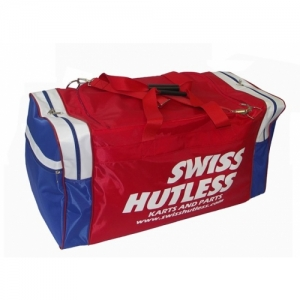 SPORT BAG SWISS HUTLESS WITH 2 SIDE POCKETS