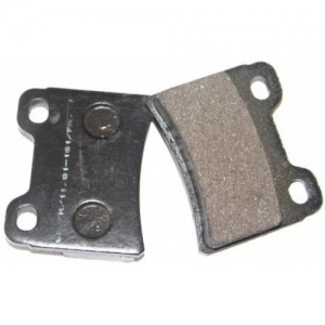 SET BRAKE LININGS ''PA-RACE'', REAR, MEDIUM