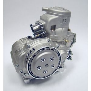 ENGINE TM KZ10 C, STANDART, COMPLETLY WITH CARBURETTOR, EXHAUST, SILENCER, ENGINE MOUNT, FUEL PUMP