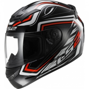 HELMET BLACK/RED HOM. E9