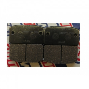 "SET (4 PCS) BRAKE PAD ""NOVA/VITESS"", FRONT, 1999"