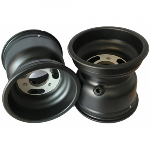 FRONT RIM DOUGLAS 132MM, MAGNESIUM, VENTILATED, LOW VOLUME