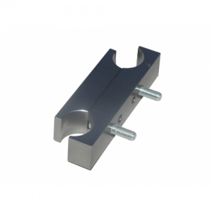 CLAMP TO ENGINE MOUNT DD2, COMPL., D.30MM