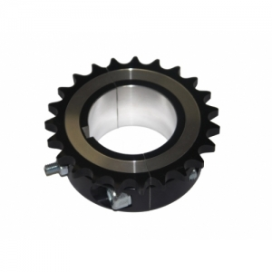"SPROCKET ERGAL 1/2"", BORE 50MM, T=23"