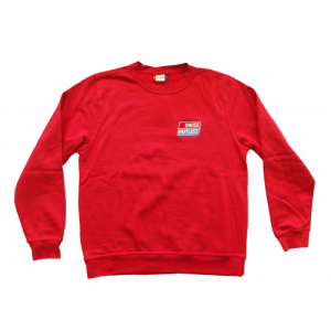 """""""SH"""" PULL-OVER ROUGE"""